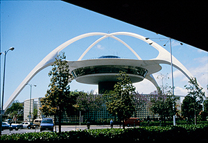 Theme Building, Los Angeles International Airport
