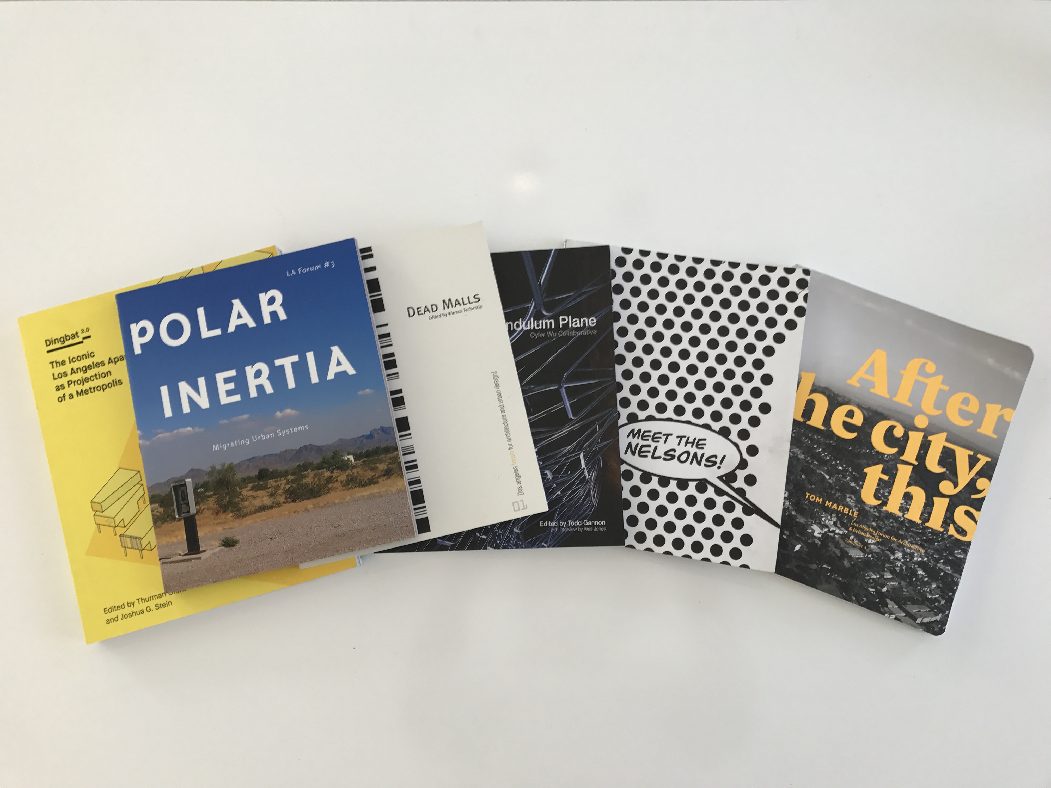 Image LA Forum Competitions And Publications Made Possible Through NEA Grants