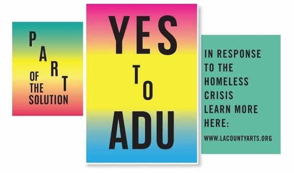 YES TO ADU