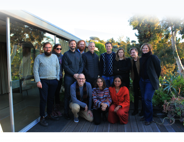 Members of the 2018 Board of Directors from left to right : Steven Chodoriwsky, Wendy Gilmartin, Geoffrey von Oeyen, Aaron Vaden-Youmans, Aaron Neubert, Eric Nulman, Maria Esnaola, Evan Bliss, Katrin Terstegen, Roberto Sheinberg, Michelle Frier, Nina Briggs ((not pictured Andrea Dietz, Astrid Sykes, Anthony Fontenot, Chris Esteban Torres, Khristeen Decastro,& Liz Mahlow).